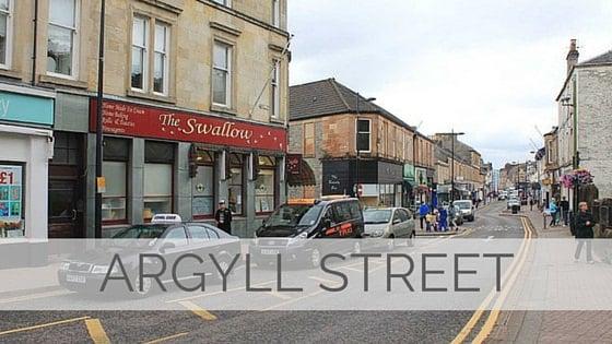 Argyll Street