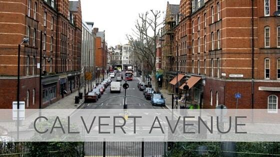 Calvert Avenue