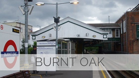Burnt Oak