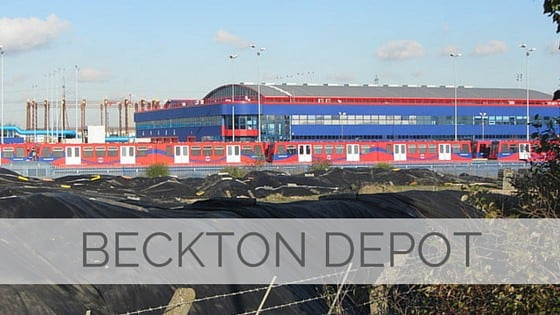 Beckton Depot