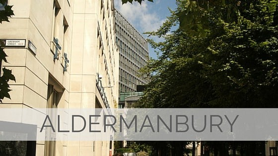 Aldermanbury