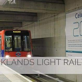 Docklands Light Railway