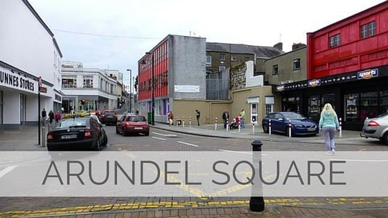 Learn To Say Arundel Square?