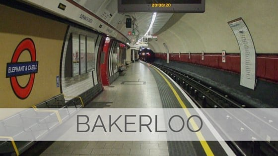 Learn To Say Bakerloo?