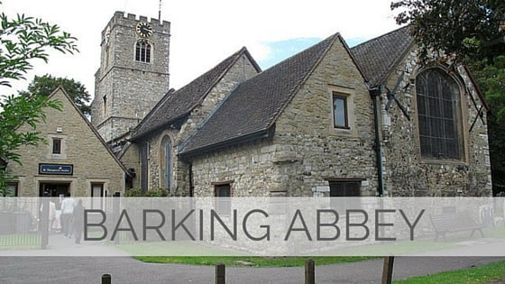 Learn To Say Barking Abbey?