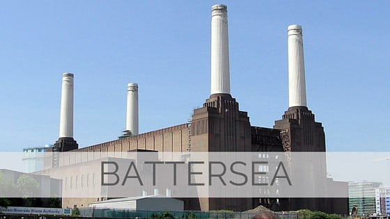 Learn To Say Battersea?