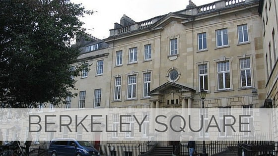 Learn To Say Berkeley Square?