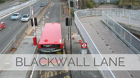 Learn To Say Blackwall Lane?