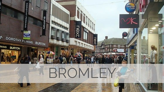 Learn To Say Bromley?