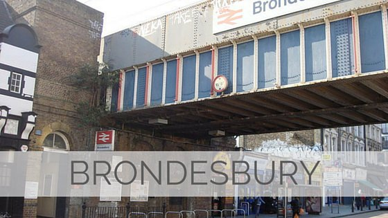 Learn To Say Brondesbury?