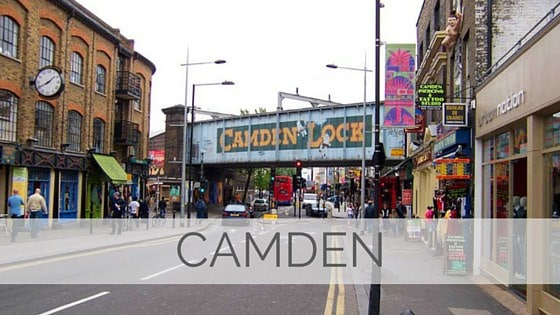 Learn To Say Camden?