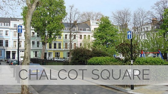 Learn To Say Chalcot Square?