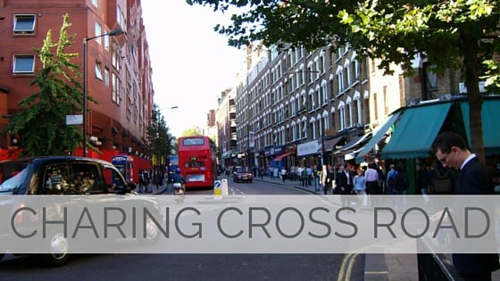 Learn To Say Charing Cross Road?