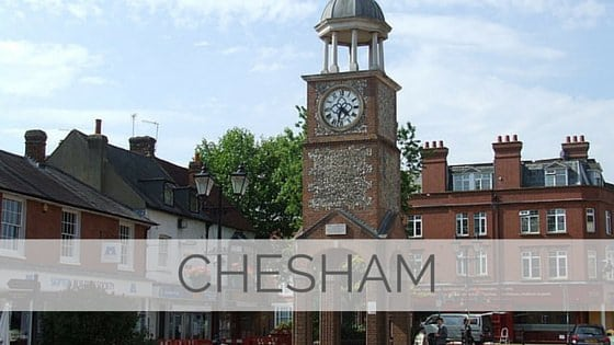 Learn To Say Chesham?