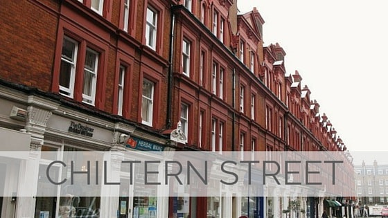 Learn To Say Chiltern Street?