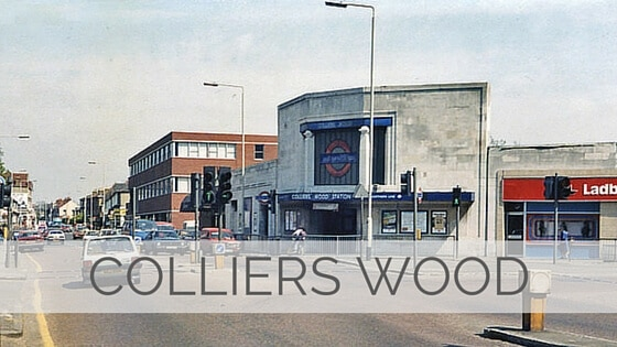 Learn To Say Colliers Wood?