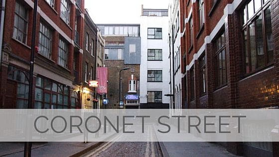 Learn To Say Coronet Street?