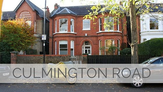 Learn To Say Culmington Road?