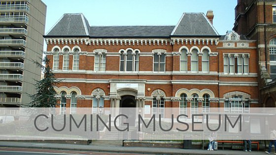 Learn To Say Cuming Museum?