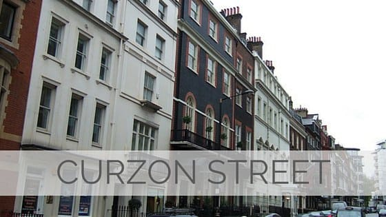 Learn To Say Curzon Street?