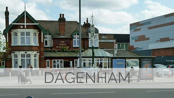 Learn To Say Dagenham?