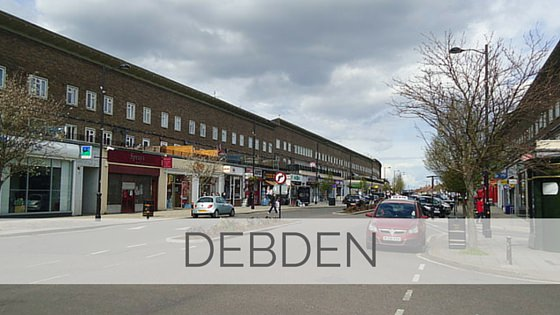 Learn To Say Debden?