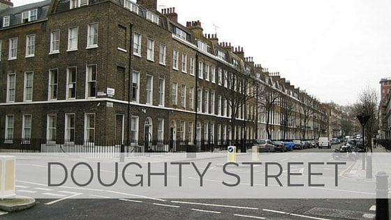 Learn To Say Doughty Street?