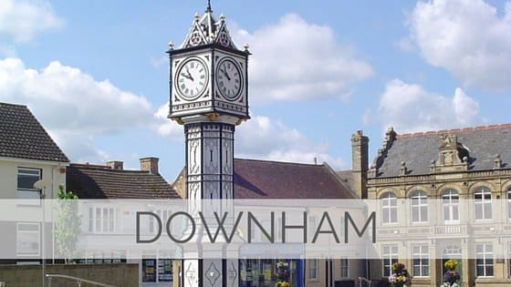 Learn To Say Downham?