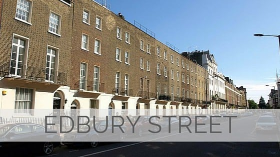 Learn To Say Edbury Street?