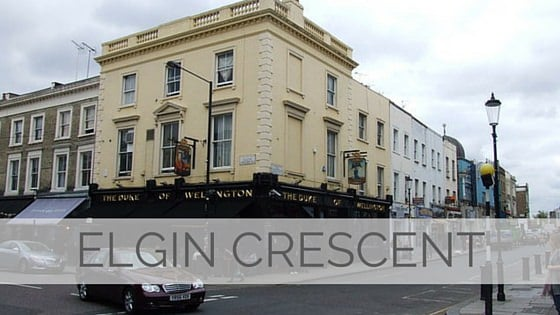 Learn To Say Elgin Crescent?