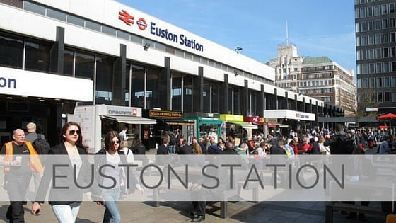 Learn To Say Euston Station?