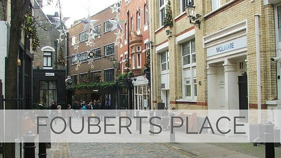 Learn To Say Fouberts Place?