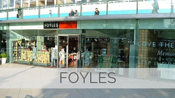 Learn To Say Foyles?