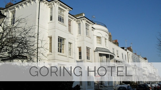 Learn To Say Goring Hotel?