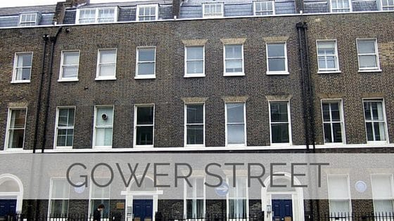 Learn To Say Gower Street?