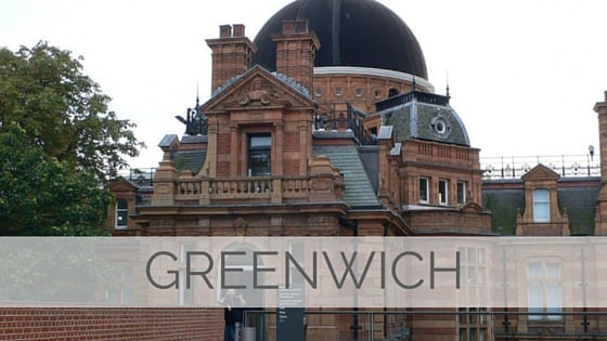Learn To Say Greenwich?