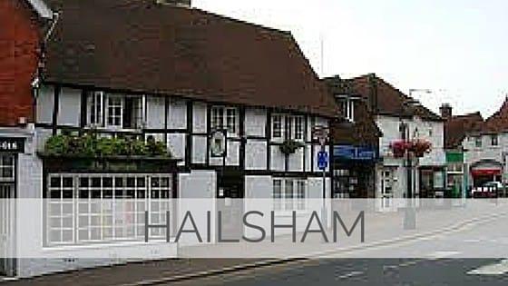Learn To Say Hailsham?