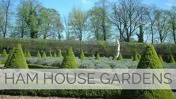 Learn To Say Ham House Gardens?