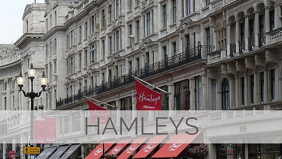 Learn To Say Hamleys?