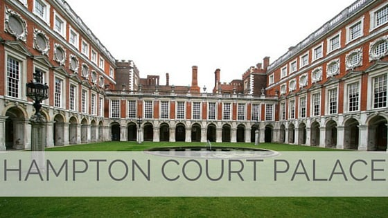 Learn To Say Hampton Court Palace?