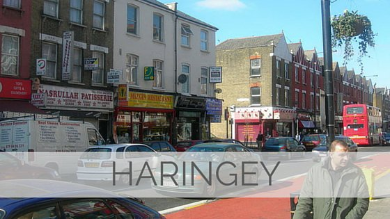 Learn To Say Haringey?