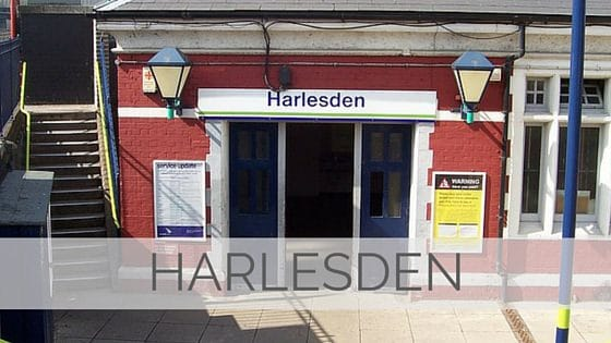 Learn To Say Harlesden?