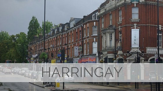 Learn To Say Harringay?