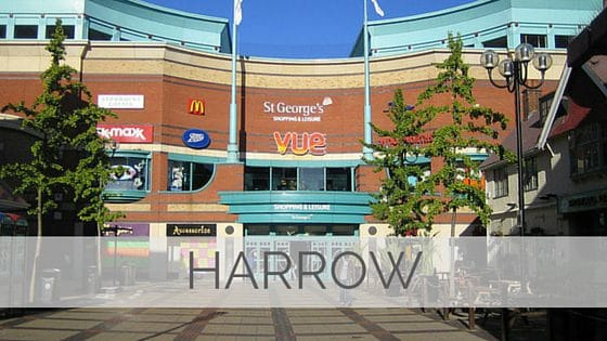 Learn To Say Harrow?