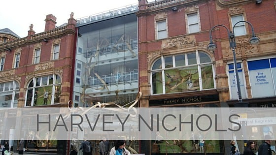 Learn To Say Harvey Nichols?