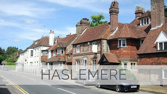 Learn To Say Haslemere?