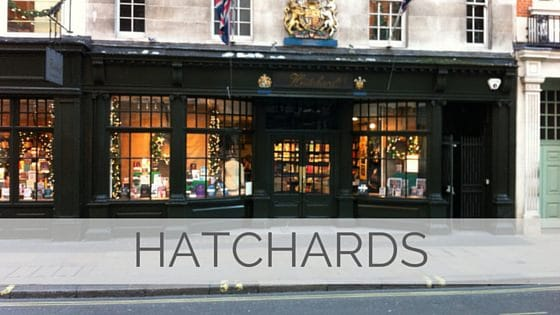 Learn To Say Hatchards?