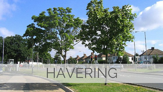 Learn To Say Havering?
