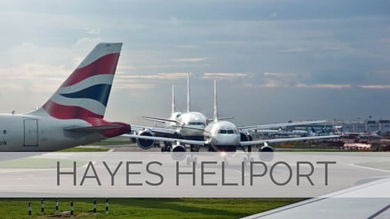 Learn To Say Hayes Heliport?