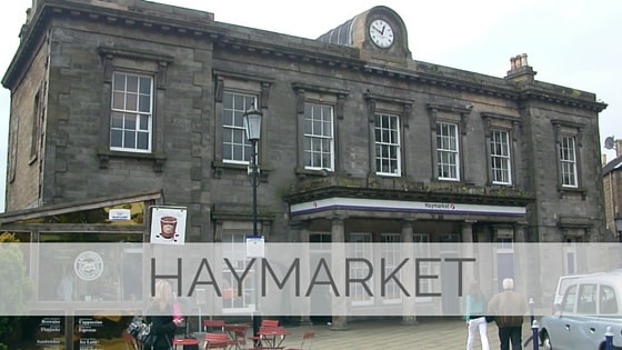 Learn To Say Haymarket?